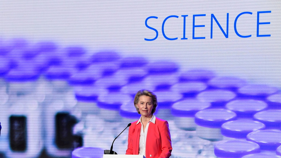 Von der Leyen says EU ready to discuss Covid-19 vaccine patent waiver following US' backing of proposal
