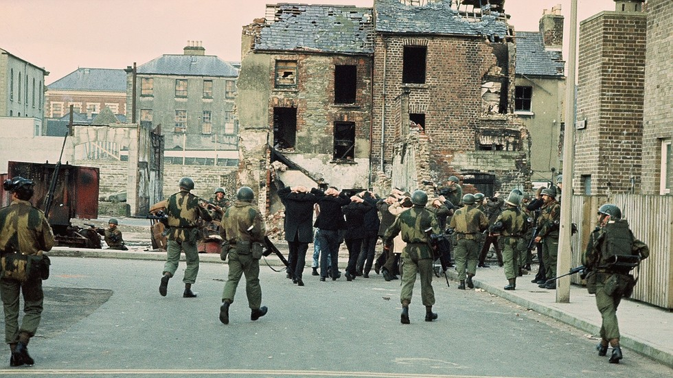 UK soldiers unjustifiably killed nine innocent Northern Irish people during 1971 'Troubles' incident – inquiry