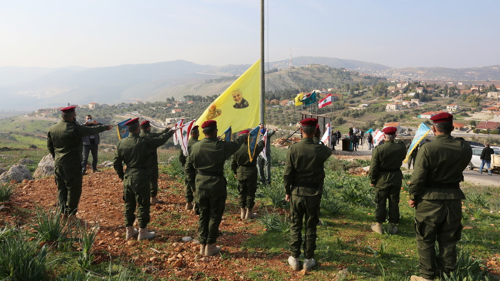 US labels seven Lebanese nationals as specially designated global terrorists over alleged links to Hezbollah