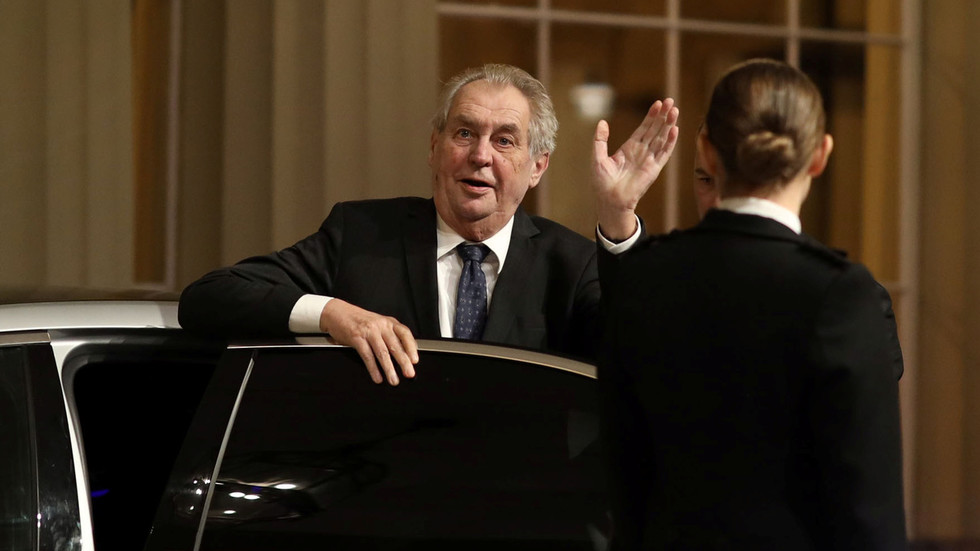 Czech politics in crisis over 2014 ammo depot explosions as President Zeman refuses to accept intelligence reports blaming Russia