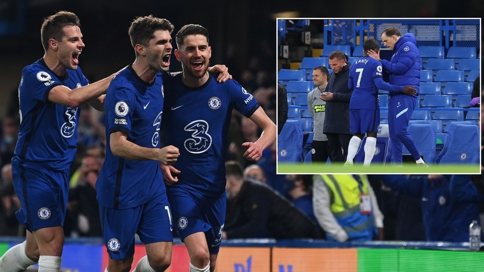 Chelsea beat Leicester to grab top-four initiative but ...