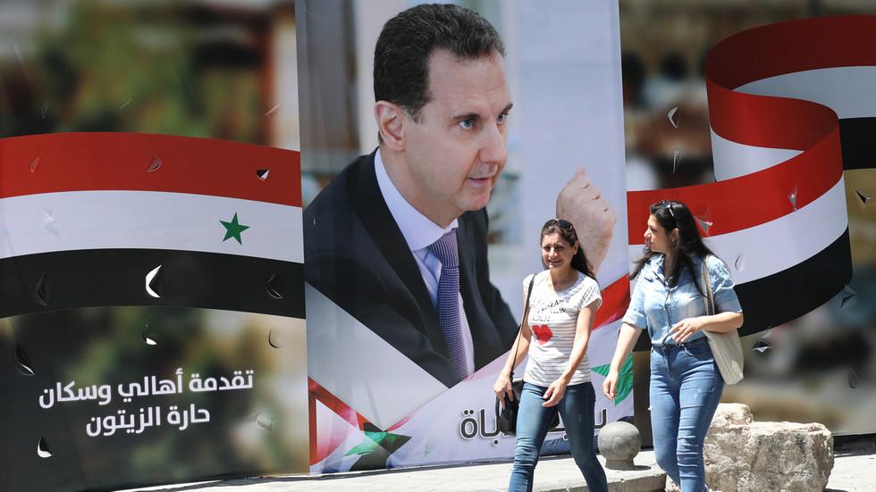 """Syriens sogenannte """"Wiege der Revolution"""" ist befreit –  Der westliche Feldzug zum Sturz von Bashar al Assad ist so gut wie beendet"""
