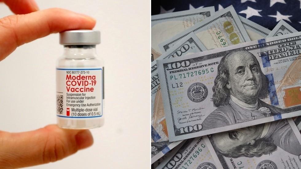 Obszöne Gewinne werden vor der Rettung von leben gestellt und offenbaren, dass es nicht um die Gesundheit geht