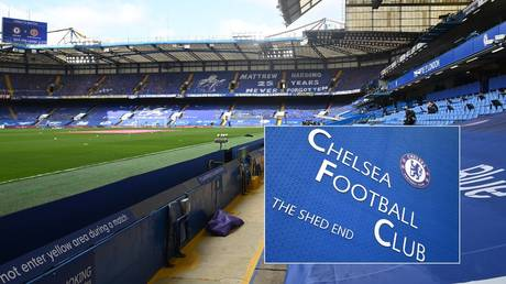 Chelsea have banned a fan for 10 years for anti-Semitic abuse. © Reuters