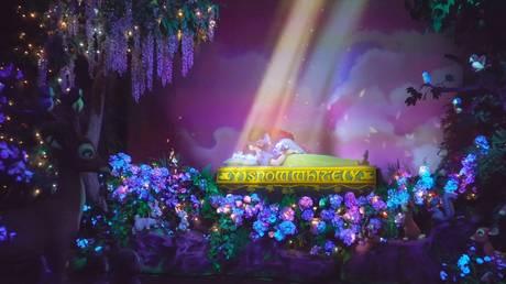 Snow White's Enchanted Wish. © Disneyland