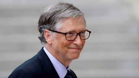 Billionaires like Bill Gates won't save us from Covid, or fix fake news or the climate crisis. Because it's not in their interests