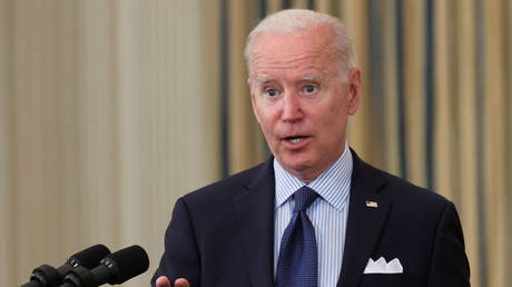 Biden wants 70% of Americans partially vaccinated by July 4, says some people 'need more convincing'