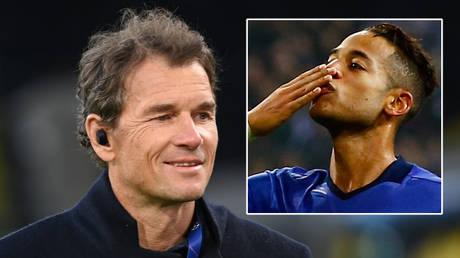 Former Arsenal goalkeeper Jens Lehmann fired by Hertha Berlin following 'token black guy' text message about TV pundit