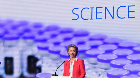 Von der Leyen says EU ready to discuss Covid-19 vaccine patent waiver following US' backing of proposal - rt