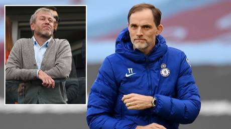 Tuchel has been a revelation since Abramovich brought him in at Chelsea. © Reuters