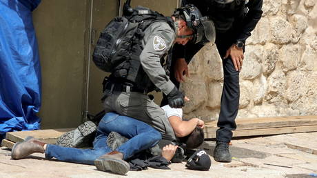 America is to blame for the bloody violence in Jerusalem – & it just shows that state-led oppression is fine if you're a US ally