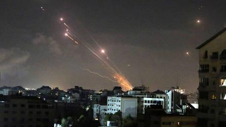 'Israel has a right to defend itself,' Biden tells Netanyahu, as Blinken calls Palestinian leader Abbas to condem rocket attacks
