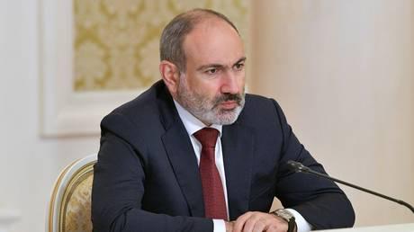 FILE PHOTO. Armenian Prime Minister Nikol Pashinyan in Kazan, Russia. © Sputnik