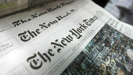 'Look in the mirror': New York Times ripped for warning about 'deadly misinformation'...