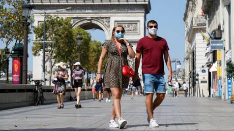 FILE PHOTO. Paris, France August. © Reuters / Charles Platiau