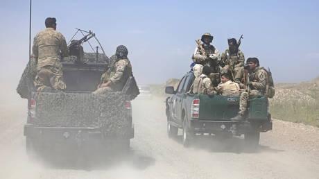 FILE PHOTO. Afghanistan. © Reuters / Omar Sobhani