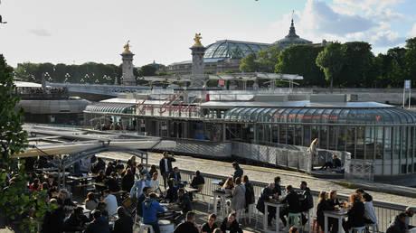 Paris, on May 19, 2021. © AFP / BERTRAND GUAY
