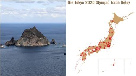 © (L) Korea Coast Guard / AFP; (R) olympics.com