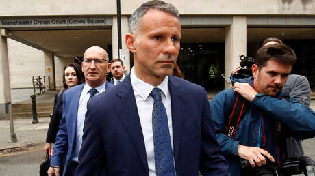 Football legend Ryan Giggs has had his trial date set in Manchester © Jason Cairnduff / Reuters
