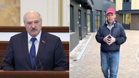 (L) Alexander Lukashenko. © Reuters / MAXIM GUCHEK; (R) Valery Tsepkalo. ©  YouTube / Valery Tsepkalo