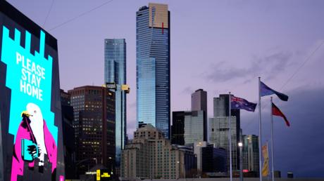 Melbourne, Australia, May 28, 2021. © Reuters / Sandra Sanders