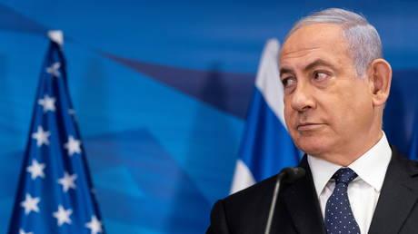 FILE PHOTO. Israeli Prime Minister Benjamin Netanyahu. ©Alex Brandon / Pool via REUTERS