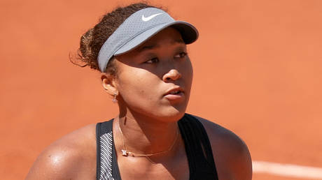 Naomi Osaka has progressed to the second round of the French Open © Susan Mullane / USA Today Sports via Reuters