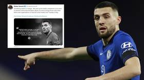 Chelsea star Kovacic causes confusion after setting up Twitter account… in order to boycott Twitter