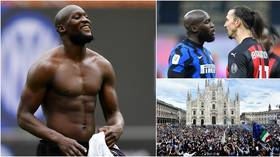 'Now bow down': Romelu Lukaku goads Zlatan in thinly-veiled jibe as Inter Milan revel in first Serie A title in 11 years