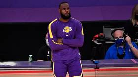'Is this all he does? Complain?' Fans rip 'whining' LeBron as Lakers star says 'someone should be fired' for NBA postseason plans