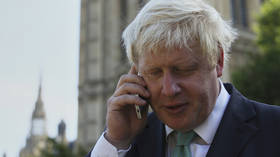 Slide into the PM's DMs: Boris Johnson's mobile number being scrubbed from the internet after widespread exposure