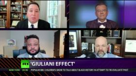 The 'Giuliani effect'