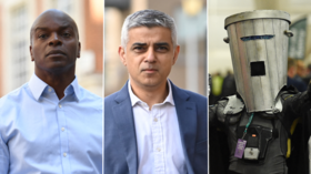 London's pitiful election to find a mayor for its nine million people resembles a D-list reality TV show
