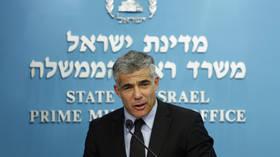 Ο πρόεδρος του Ισραήλ δίνει στον κεντριστή Γιέρ Λαπίντ εντολή να σχηματίσει κυβέρνηση αφού ο πρωθυπουργός Νετανιάχου χάσει την προθεσμία