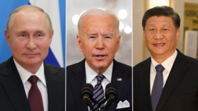 Caitlin Johnstone: We're told US' only option is to escalate aggression against Russia & China. It's a LIE, detente IS possible