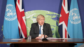 UK's Johnson says 'more hot air' at COP26 climate summit won't keep planet cool, vows to 'bend ears' of fellow leaders to do more