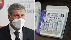 Hungarian laboratory confirms Russia's Covid-19 vaccine reliable, says Slovak health minister after row over Sputnik V