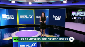 IRS coming for crypto users?