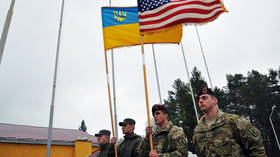 The end of strategic ambiguity? America has finally stopped pretending it would risk war with Russia over supposed 'ally' Ukraine