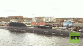 Advanced 4th-gen nuclear-powered submarine Kazan joins Russia's Navy Northern Fleet (VIDEO)