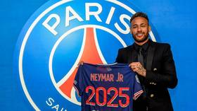 Neymar signs new PSG contract and closes door on Barcelona return – but Messi reunion is still possible