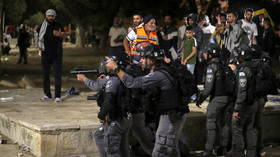 Clashes erupt in Jerusalem as thousands gather to celebrate Night of Decree at Al-Aqsa Mosque