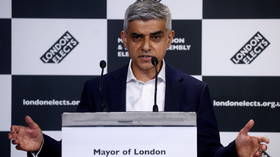 'Humbled' Sadiq Khan re-elected as London mayor, giving Labour a victory as party reels from by-election setbacks