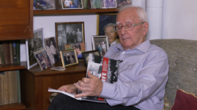 Holocaust survivor recalls harrowing details of Nazi atrocities & miraculous rescue by Russia's Schindler