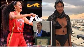 Aussie tennis icon accuses basketball star Cambage of 'disrespect' in Olympic 'whitewashing' photo row