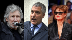 Susan Sarandon and Roger Waters to lead protest at 'corporate criminal' trial of anti-Chevron lawyer