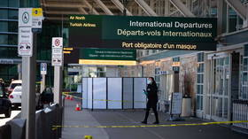 One person dead in shooting at Canada's Vancouver International Airport, police looking for suspects