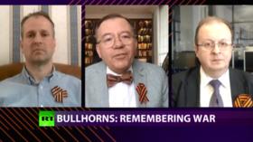 CrossTalk Bullhorns, HOME EDITION: Remembering war