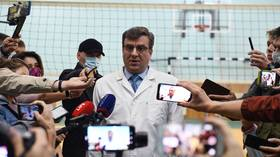 Reported disappearance of Navalny doctor sends Western Russia-watchers into overdrive... until he's found alive and well, that is