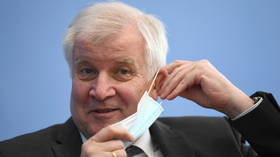 German interior minister catches coronavirus AFTER vaccination